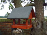Bird table by Wood Cave
